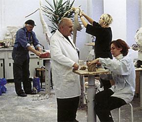 kunsttherapie ausbildung berufsbegleitend